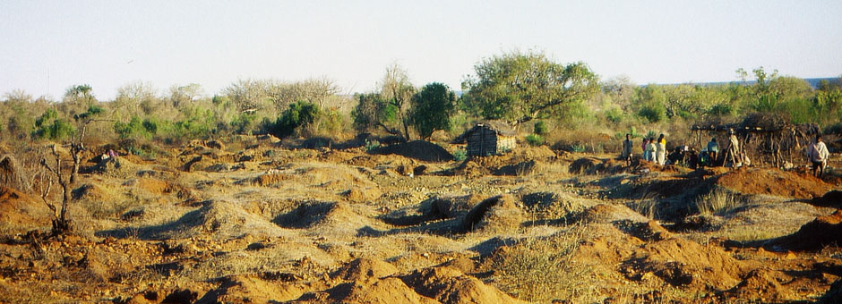 ancient gold mining sudan